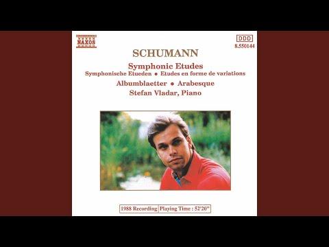 Symphonic Etudes, Op. 13: Anhang Variation 4 mp3
