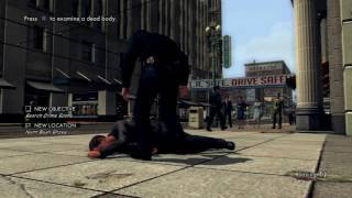 L.A. Noire Gameplay (Playstation 3)