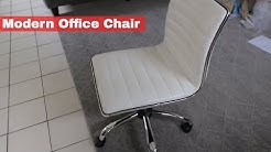 Modern Office Chair - White