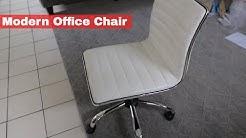 Modern Office Chair - White