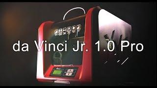 XYZprinting's da Vinci Jr. 1.0 Pro