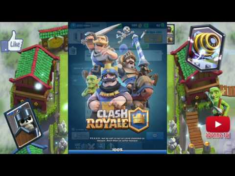Clash Royale : mise à jour: records