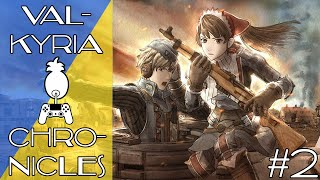 Valkyria Chronicles Remastered | GETTING REAL ALREADY (Part 2)