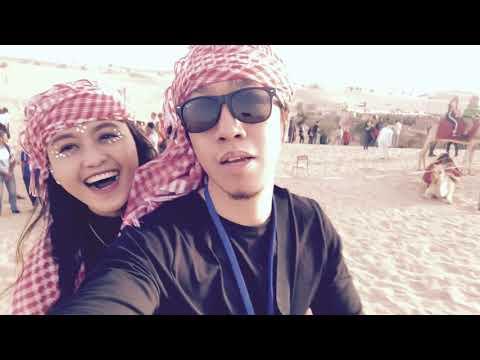 Allan & Glay Explore – Desert Safari Dubai Experience 2019