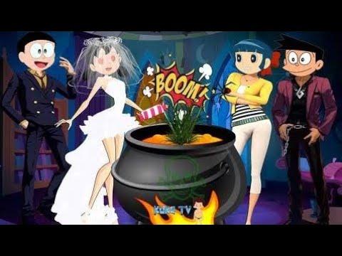ドラえもん🆕Doraemon Wii Game #388[KURO TV]Cuộc Chiến Dành Cô Dâu Shizuka-静香の花嫁ウォーズShizuka's bride's wars