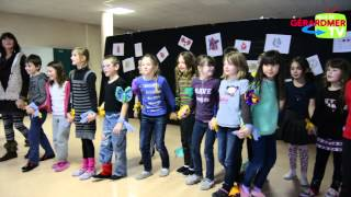 Spectacle de danse et de théâtre à l'école Jean Macé de Gérardmer