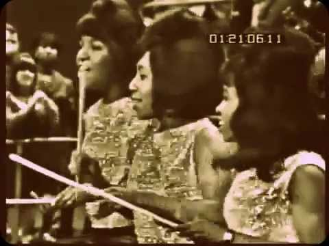 IKO IKO  the DIXIE CUPS TV version
