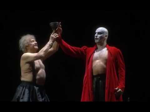 Gounod - Faust - Me voici! Benjamin Bernheim, Andreas Bauer, Oļegs Orlovs