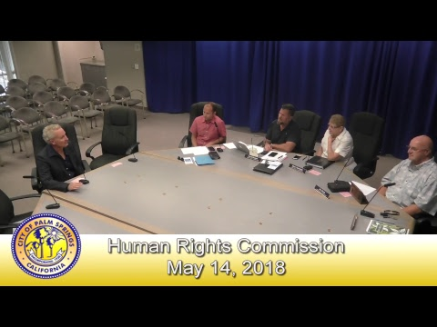Human Rights Commission l May 14, 2018
