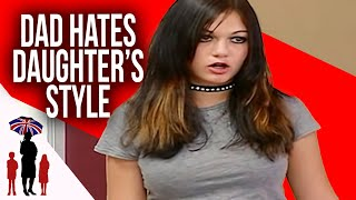 "Supernanny Accuses Dad Of ""Damaging"" His Daughter | Supernanny"