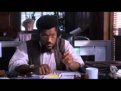 The Black Entitlement Mentality and My Life is Hard garbage(Higher Learning 1995)