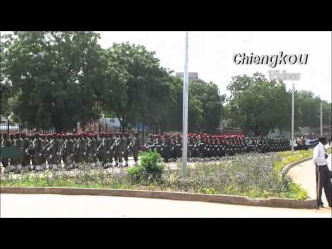 South Sudan Army prepare for the independent Day 07/07/2011