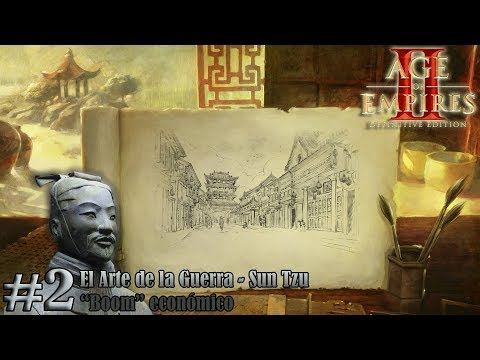 age-of-empires-ii-definitive-edition---el-arte-de-la-guerra-|-boom-económico-(español)