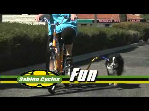 Sabino Cycles Commercial with Jake