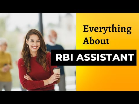 RBI ASSISTANT 2019 Eligibility,Job,Salary,Perks,Benefits,Career,Postings,Exams