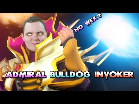 Admiral Bulldog First Time Invoker