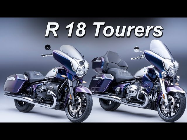 BMW R 18 Transcontinental & R 18 B   Pricing and Overview