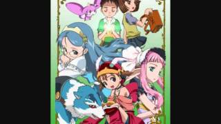 Otogi-Jūshi Akazukin (Fairy Musketeers Little Red Riding Hood) Opening 1 Full, Douwa Meikyuu by Tamura Yukari, Which should have been uploaded 4 years ...