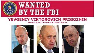 Компания Пригожина выдала его адрес ФБР и попросила вознаграждение
