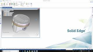 Solid Edge PDM / PLM in DDM - Managing Parts, Assemblies and Drawings  2018