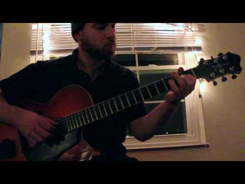 The Christmas Song - Solo Jazz Guitar