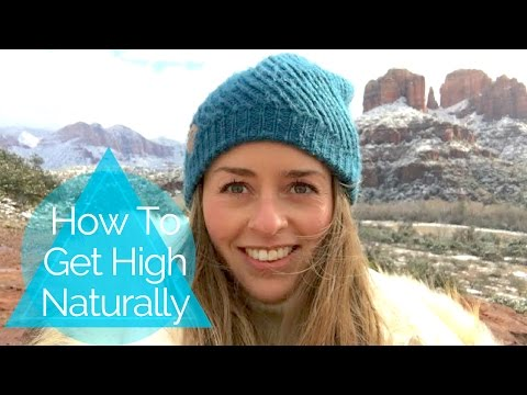 MY SOBER DMT EXPERIENCES | NATURAL HIGH - BRIDGET NELSEN