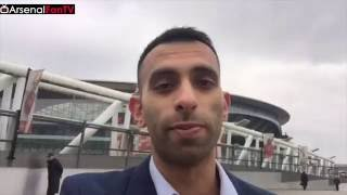 Q&A With Arsenal CEO Ivan Gazidis | Moh's VLOG