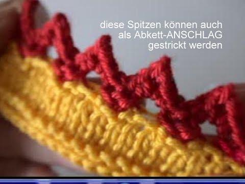 026 Stricken Spitzen 1 Abketten Neu Und Anders Mps