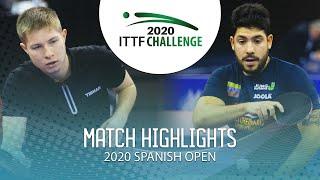 Денис Ивонин vs Jan Medina | Spanish Open 2020 (Group)
