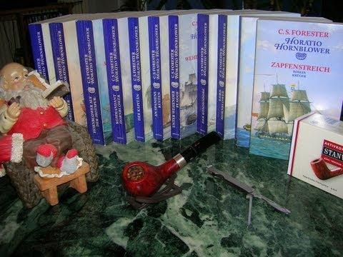 Cecil Scott Forester: Horatio Hornblower (Book Rev...