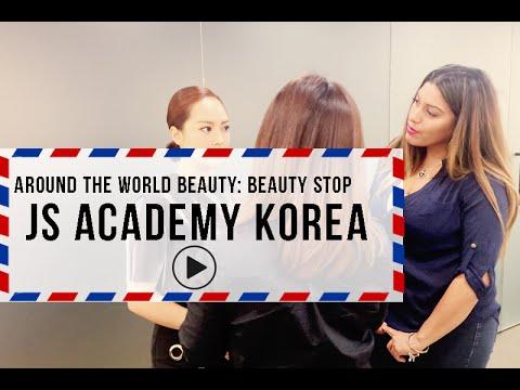 Around The World Beauty Stop: JSM Academy Korea