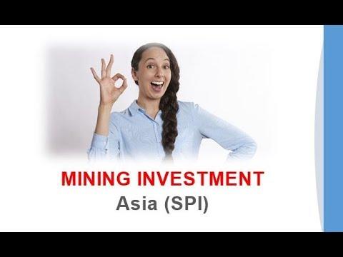 MINING INVESTMENT Asia SPI