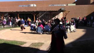 Native American Veterans Gourd Dance 2015 - Part 9