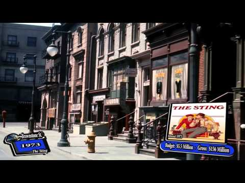 """Baby Boomers Tribute """"Universal Studios Tour 100th Anniversary"""" 1915-2015 Part One"""