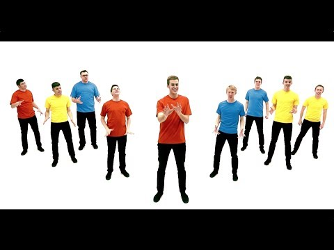 HAPPY by Pharrell Williams | BYU Vocal Point A Cappella Cover