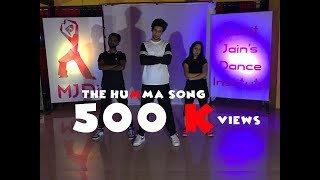 The Humma Song - Ok Jaanu | Dance Choreography | Mohit Jain's Dance Institute(MJDi)