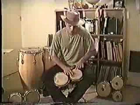 Bongo Players Video Series Iván Cáceres