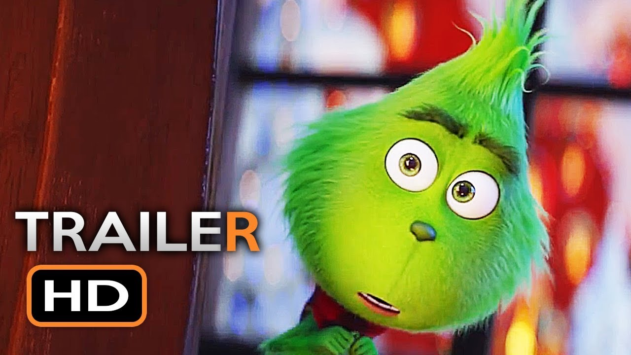 Download The Grinch Official Trailer #2 (2018) Benedict Cumberbatch Animated Movie HD