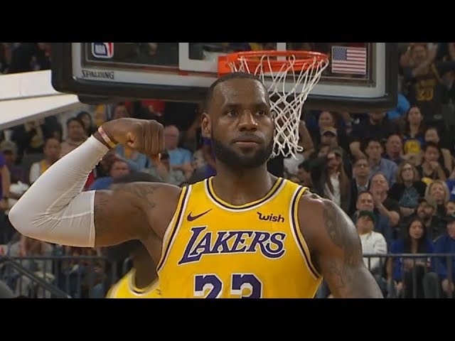 lebron-james-destroys-warriors-and-shows-he-is-the-best-player-lakers-vs-warriors