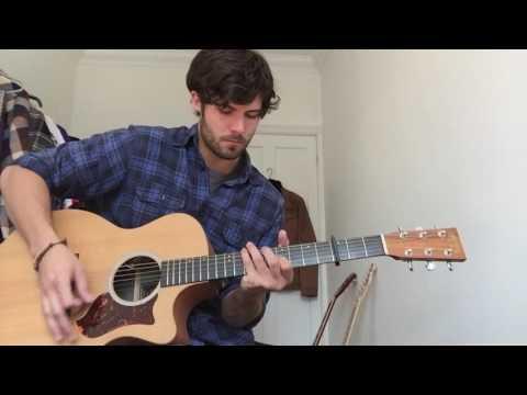 The Sad Waltzes of Pietro Crespi - Owen. Guitar COVER - Steve Shirley