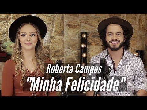 Minha Felicidade - MAR ABERTO Cover Roberta Campos