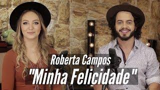 Minha Felicidade - MAR ABERTO (Cover Roberta Campos)