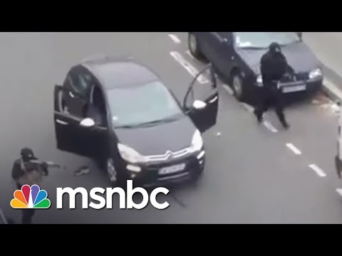 Journalists, Police Killed In Paris Attack   msnbc