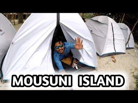 MOUSUNI ISLAND - The secret Beach camp of Bengal🔥🔥