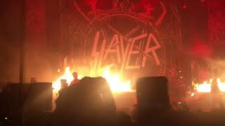 Slayer - Raining Blood (5-10-18)