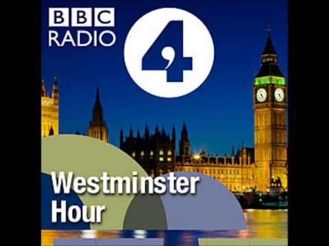 BBC Westminster Hour 23 Dec 2012