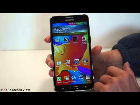 Samsung Galaxy Mega 2 Review