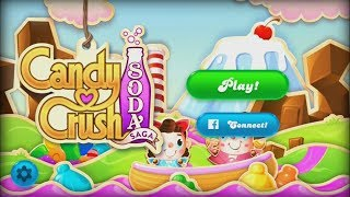 Candy Crush Soda Saga - King Level 1-2 Walkthrough