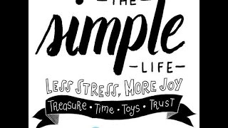 The Feast - The Simple Life (Treasure) July 12, 2015