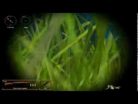 Gameplay do jogo Hunting Unlimited  